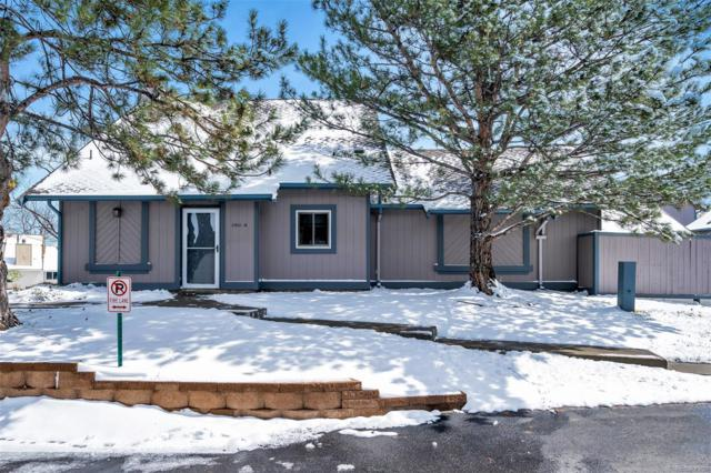 2450 S Worchester Court A, Aurora, CO 80014 (#3112527) :: The Heyl Group at Keller Williams