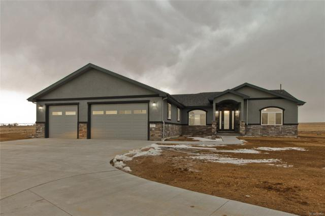 9441 Meadow Farm Drive, Milliken, CO 80543 (#3112776) :: The Heyl Group at Keller Williams