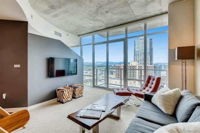 891 14th Street #3006, Denver, CO 80202 (#3112985) :: Bring Home Denver with Keller Williams Downtown Realty LLC