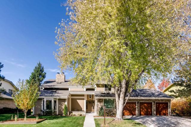 9 Spyglass Drive, Littleton, CO 80123 (#3113629) :: Colorado Team Real Estate