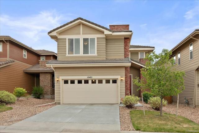 10482 Rutledge Street, Parker, CO 80134 (MLS #3114591) :: 8z Real Estate