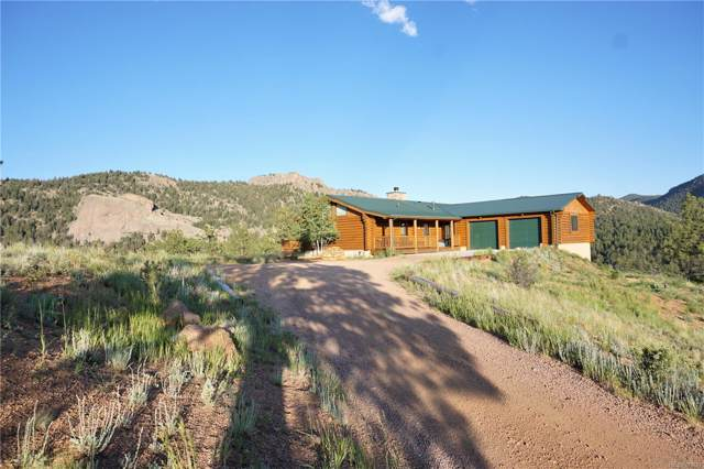 600 Navajo Trail, Florissant, CO 80814 (MLS #3114772) :: 8z Real Estate