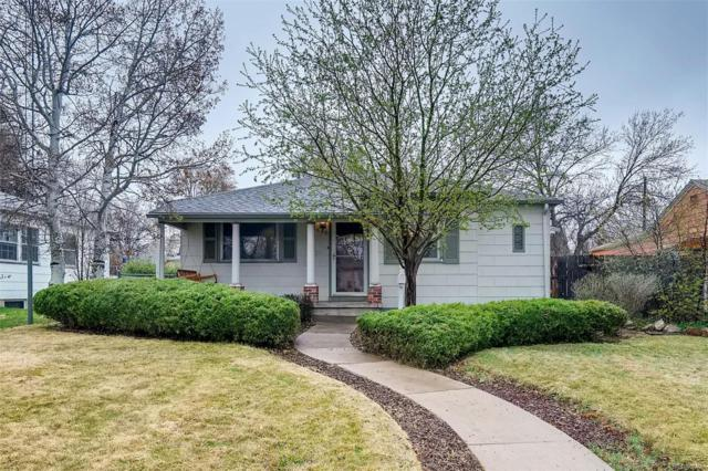 1690 S Columbine Street, Denver, CO 80210 (MLS #3114923) :: Keller Williams Realty