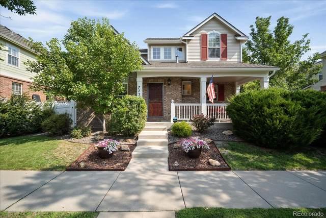 7723 E 8th Place, Denver, CO 80230 (#3115050) :: The HomeSmiths Team - Keller Williams