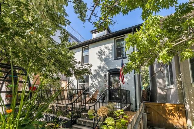 11 S Logan Street, Denver, CO 80209 (MLS #3115125) :: Bliss Realty Group