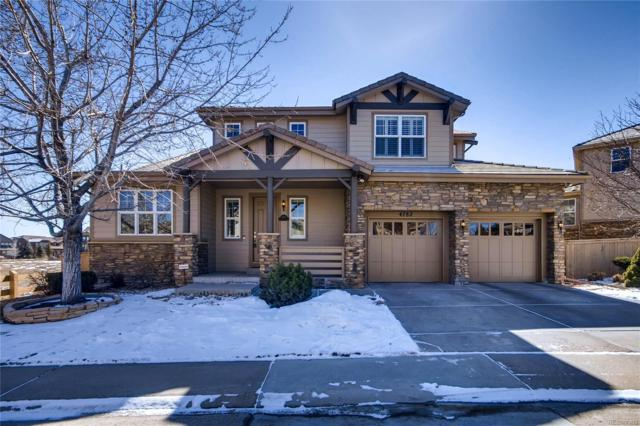 4782 Briarglen Lane, Highlands Ranch, CO 80130 (#3115145) :: The Heyl Group at Keller Williams