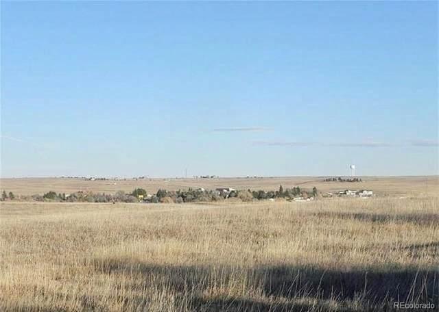 9662 Highway 86, Kiowa, CO 80117 (MLS #3115152) :: 8z Real Estate
