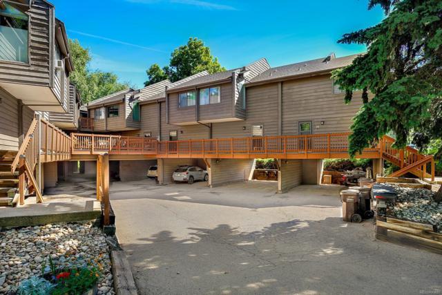 827 Maxwell Avenue L, Boulder, CO 80304 (#3115180) :: My Home Team