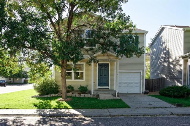 4634 S Tabor Way, Morrison, CO 80465 (#3115249) :: Wisdom Real Estate