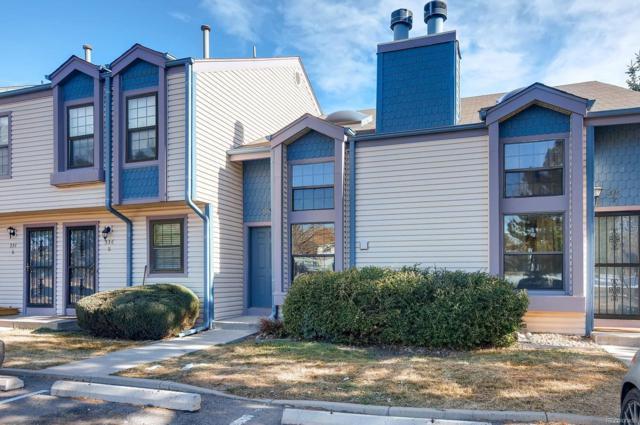 336 S Memphis Way J, Aurora, CO 80017 (#3116013) :: The Dixon Group