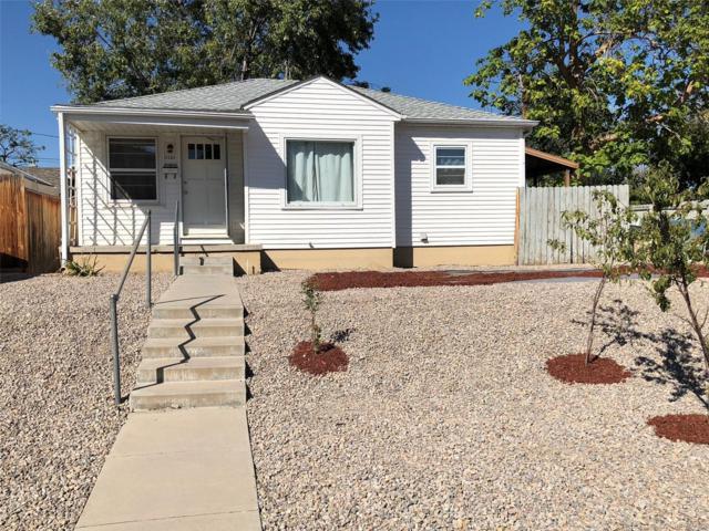 3121 W Ellsworth Avenue, Denver, CO 80219 (#3116100) :: The Heyl Group at Keller Williams
