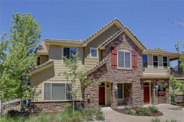 10103 Bluffmont Lane, Lone Tree, CO 80124 (#3116110) :: The DeGrood Team