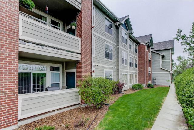 14333 E 1st Drive #204, Aurora, CO 80011 (#3116338) :: The Griffith Home Team