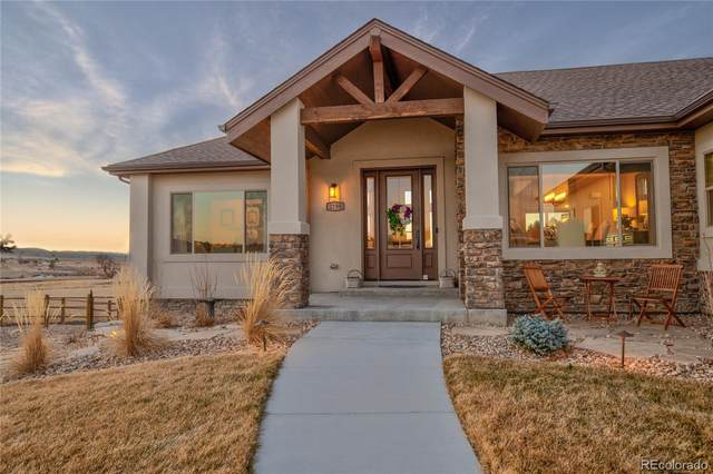2799 Morning Run Court, Franktown, CO 80116 (#3117523) :: Berkshire Hathaway HomeServices Innovative Real Estate
