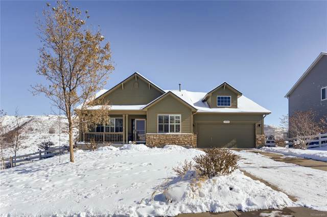 3730 Aspen Hollow Court, Castle Rock, CO 80104 (#3117554) :: The HomeSmiths Team - Keller Williams