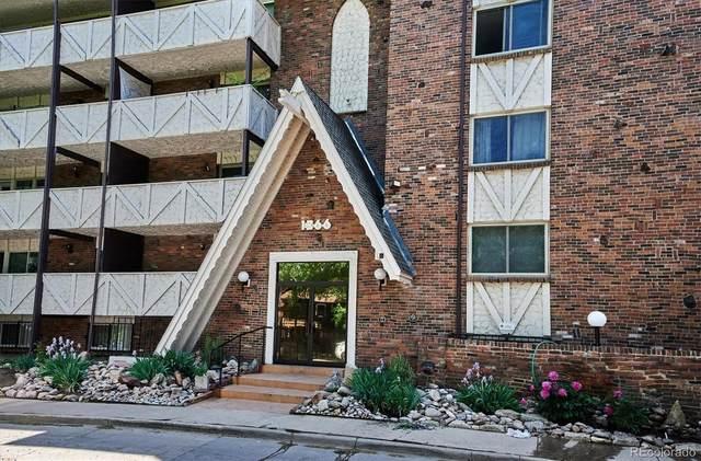1366 Garfield Street #601, Denver, CO 80206 (#3118391) :: Re/Max Structure