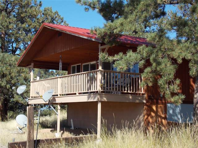 181 Dillon Lane, Florissant, CO 80816 (#3118503) :: The DeGrood Team