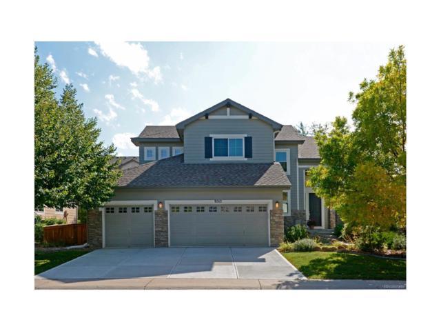 9515 S Everett Way, Littleton, CO 80127 (#3119120) :: The Peak Properties Group