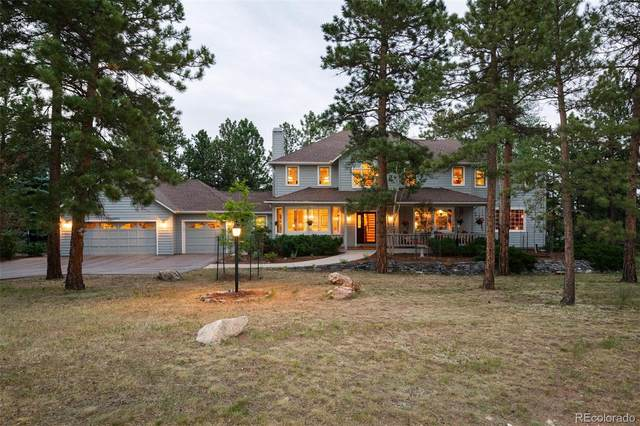 29371 Camelback Lane, Evergreen, CO 80439 (#3119336) :: Mile High Luxury Real Estate