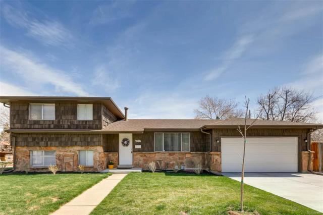 8451 E Cornell Drive, Denver, CO 80231 (#3119673) :: The Galo Garrido Group