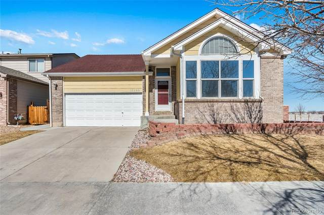 14099 E 106th Avenue, Commerce City, CO 80022 (#3120083) :: The Scott Futa Home Team