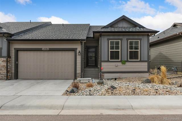 11884 Barrentine Loop, Parker, CO 80138 (MLS #3120165) :: Stephanie Kolesar