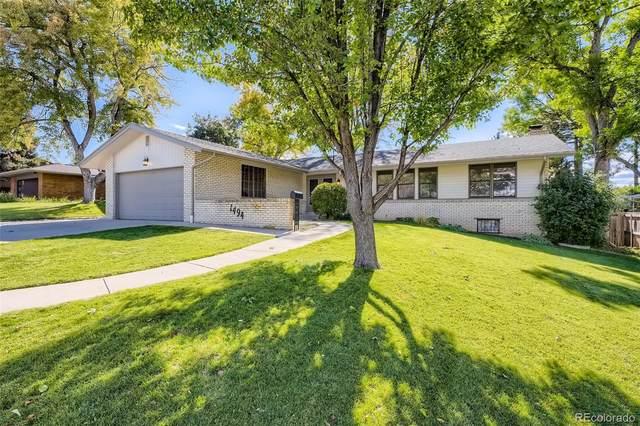 1494 W Parkhill Avenue, Littleton, CO 80120 (#3120436) :: Venterra Real Estate LLC