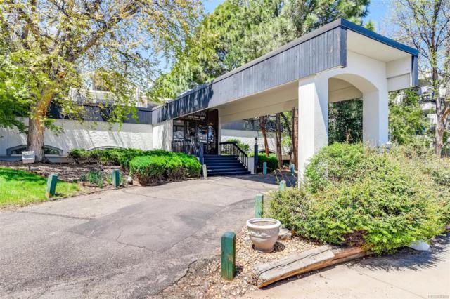 2325 S Linden Court #315, Denver, CO 80222 (#3121093) :: Mile High Luxury Real Estate