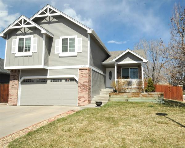 4207 W 62nd Place, Arvada, CO 80003 (#3121188) :: The HomeSmiths Team - Keller Williams