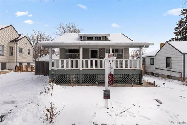 3030 Chase Street, Wheat Ridge, CO 80214 (#3121247) :: The Griffith Home Team