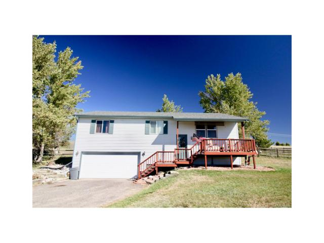36941 Ruger Court, Elizabeth, CO 80107 (MLS #3121358) :: 8z Real Estate