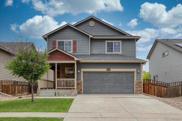 436 Draw Street, Lochbuie, CO 80603 (#3121484) :: The Gilbert Group