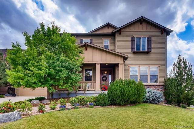 11707 Spotted Street, Parker, CO 80134 (#3121608) :: Berkshire Hathaway HomeServices Innovative Real Estate