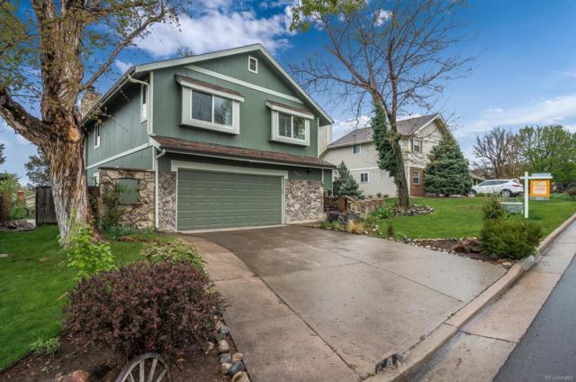 6937 E Long Avenue, Centennial, CO 80112 (#3121734) :: House Hunters Colorado