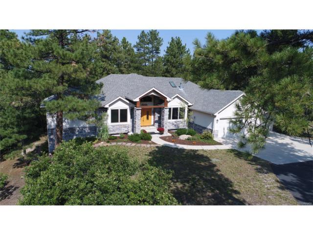 1971 Lake Drive, Larkspur, CO 80118 (MLS #3122607) :: 8z Real Estate