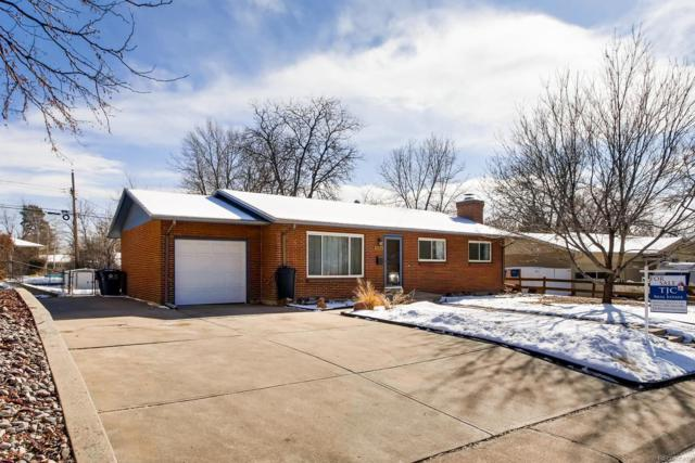 4062 W Greenwood Place, Denver, CO 80236 (MLS #3122750) :: Kittle Real Estate