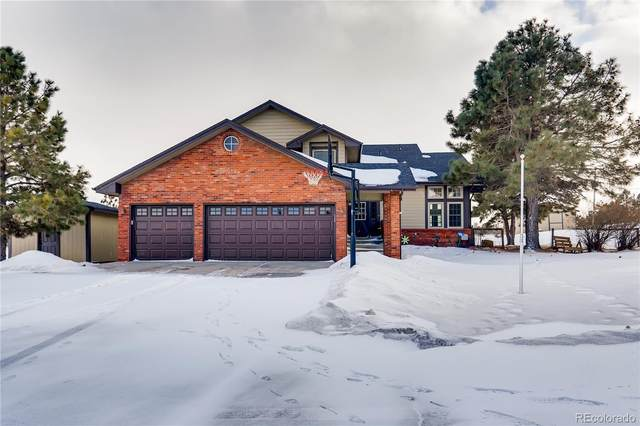 9000 Inspiration Drive, Parker, CO 80138 (#3122776) :: The Brokerage Group