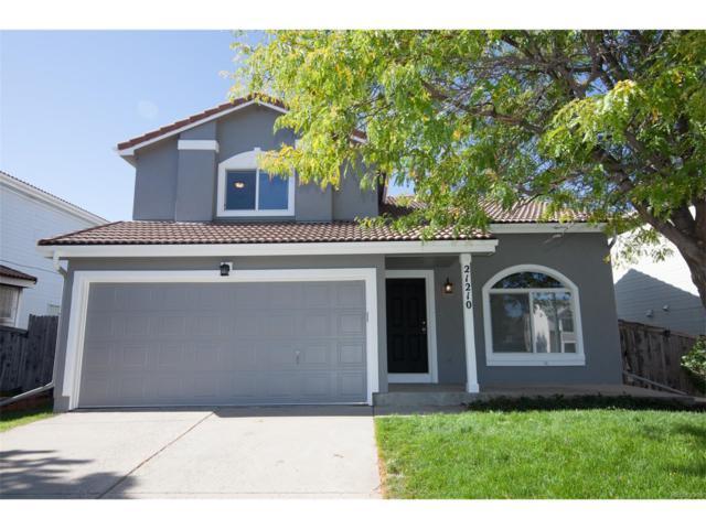 21210 E 42nd Avenue, Denver, CO 80249 (MLS #3123082) :: 8z Real Estate
