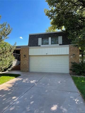 21 Birdie Lane, Littleton, CO 80123 (#3123126) :: Bring Home Denver with Keller Williams Downtown Realty LLC