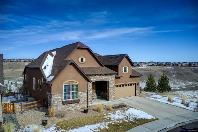 17237 W 83rd Circle, Arvada, CO 80007 (#3123240) :: The Griffith Home Team