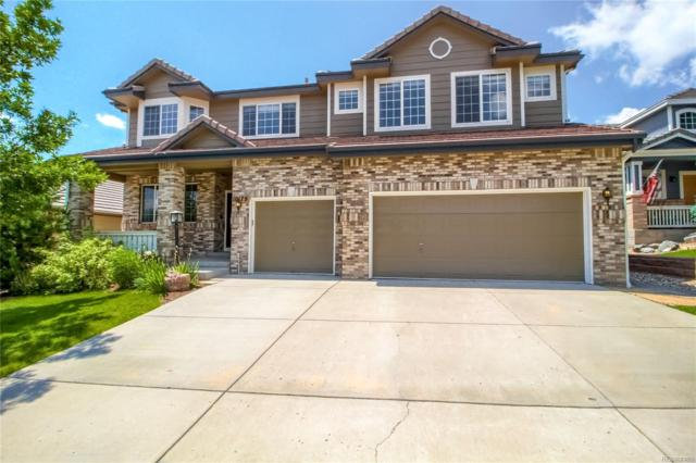 10179 Plymouth Court, Parker, CO 80134 (#3123600) :: The Heyl Group at Keller Williams