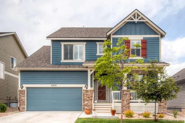 8353 Gladiola Street, Arvada, CO 80005 (#3123661) :: The Peak Properties Group