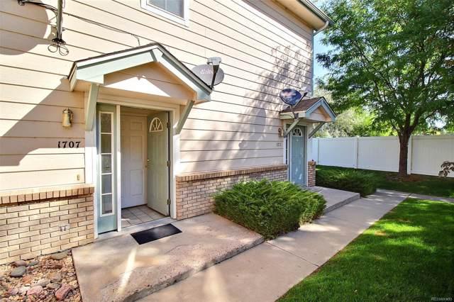 5151 29th Street #1707, Greeley, CO 80634 (MLS #3124151) :: 8z Real Estate