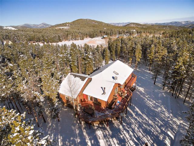 31595 Griffin Drive, Conifer, CO 80433 (#3124343) :: House Hunters Colorado
