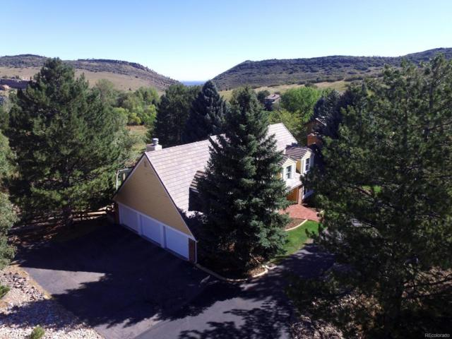 11 Wild Turkey Lane, Littleton, CO 80127 (#3124418) :: The City and Mountains Group