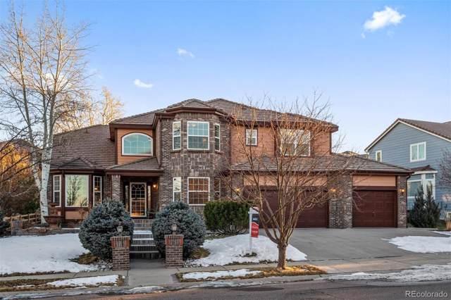 16284 E Lake Drive, Centennial, CO 80016 (#3124530) :: The Peak Properties Group