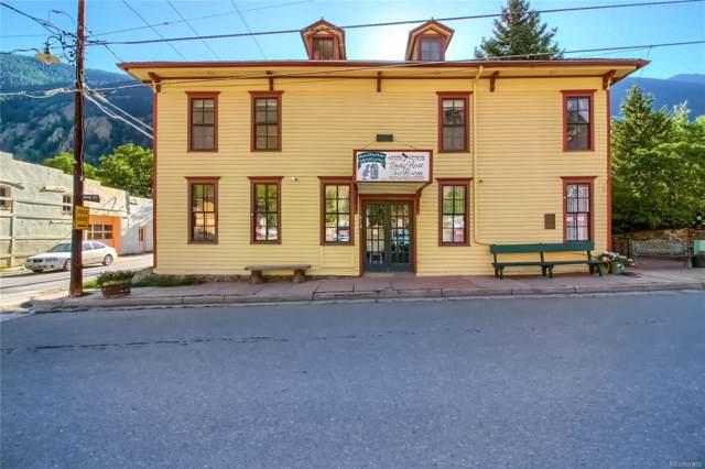 614 Rose Street, Georgetown, CO 80444 (#3124585) :: Berkshire Hathaway Elevated Living Real Estate