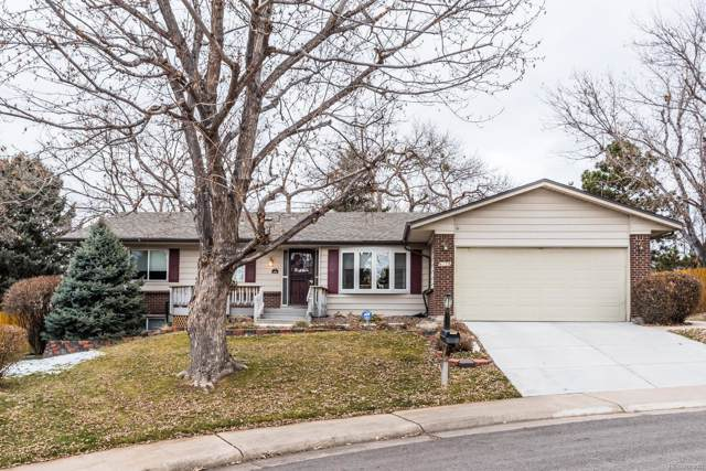4175 S Vincennes Court, Denver, CO 80237 (MLS #3124915) :: Keller Williams Realty