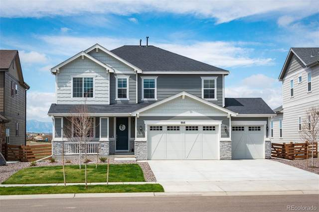 866 Flora View Drive, Erie, CO 80516 (#3125315) :: Berkshire Hathaway HomeServices Innovative Real Estate
