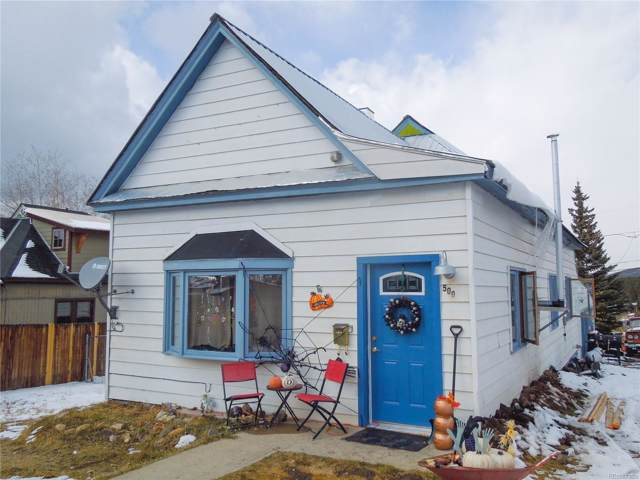 500 W 8th Street, Leadville, CO 80461 (#3125465) :: The DeGrood Team